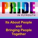 Pride in Plymouth is about LGBT people