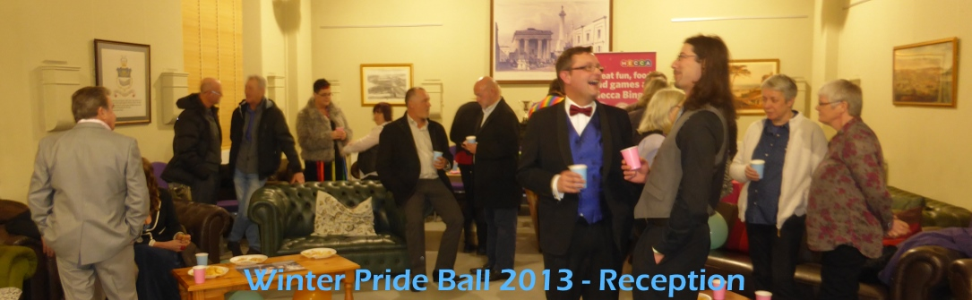 Plymouth Winter Pride Ball – Devonport Guildhall Feb 2014