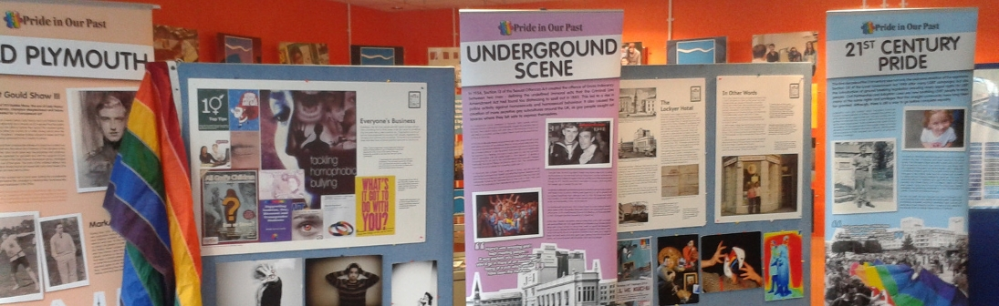 Plymouth LGBT Mobile Exhibition