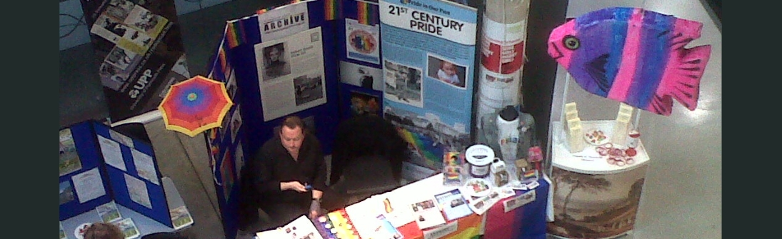 Plymouth LGBT Archive in the Community