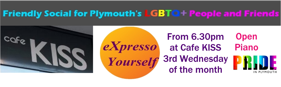 eXpresso Yourself LGBT Coffee Group