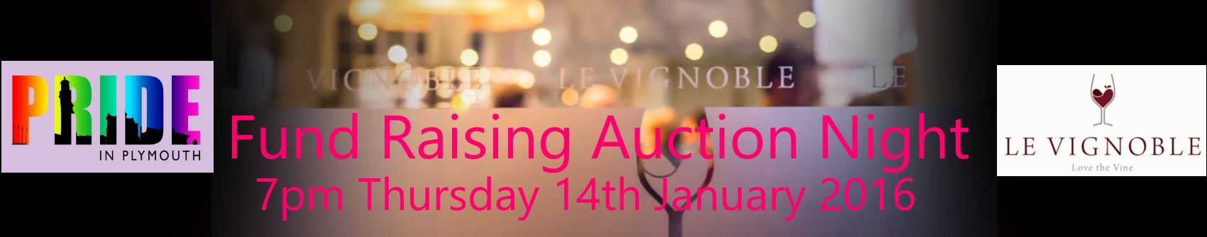 Pride Fund Raising Auction 2016