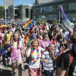 Plymouth Gay Pride Parade 2015