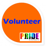 Volunteer for Plymouth Pride