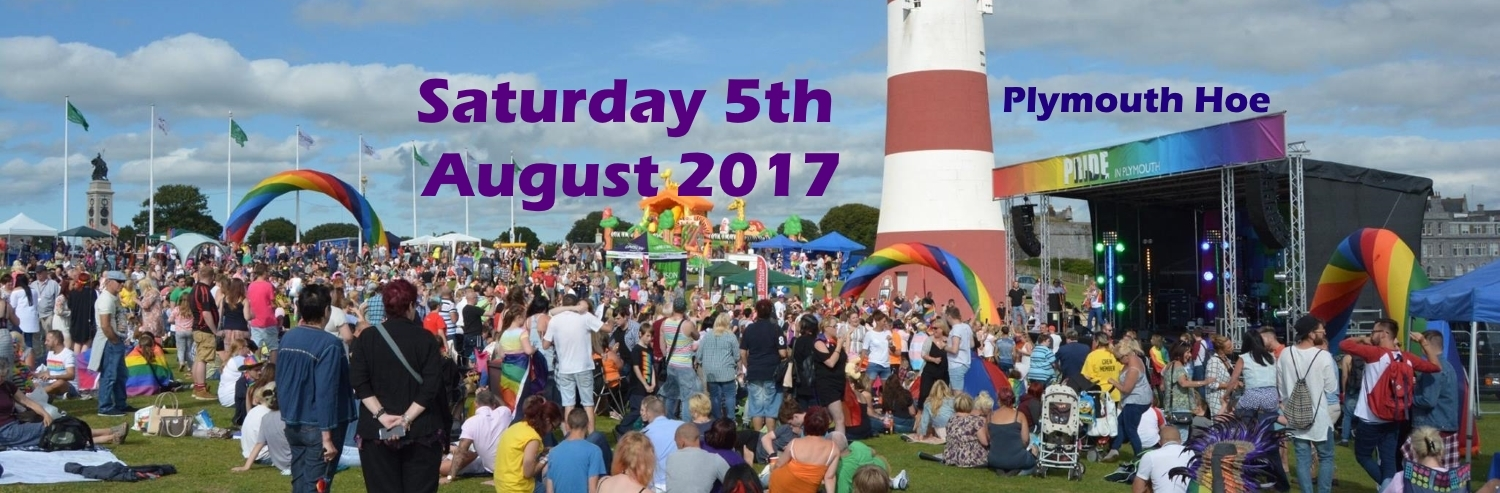 Plymouth Pride Sat 5th August 2017
