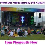 Plymouth Pride Main Stage