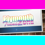Trans Zone at Plymouth Pride 2017