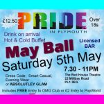 LGBT+ May Ball Plymouth