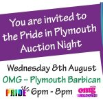 Pride Auction 8th August