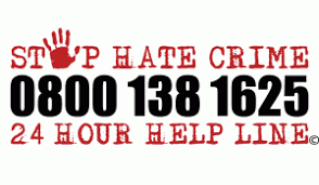 Stop Hate UK 24H National Hate Crime Reporting