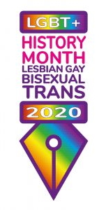 LGBT History Month Badge