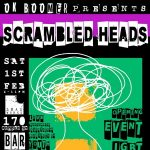 Scrambled Heads Poster
